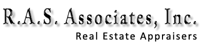 R.A.S. Associates, Inc., Real Estate Appraisers certified in NJ and NY